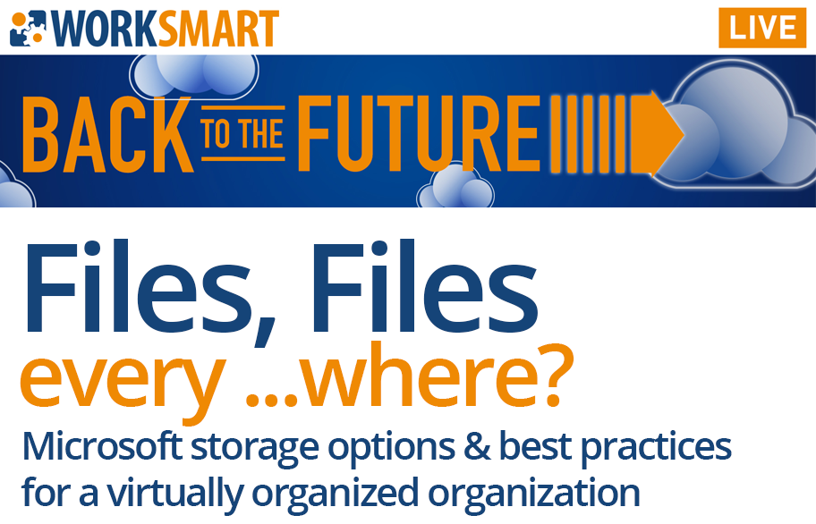 Our webinar on file storage and sharing in the cloud