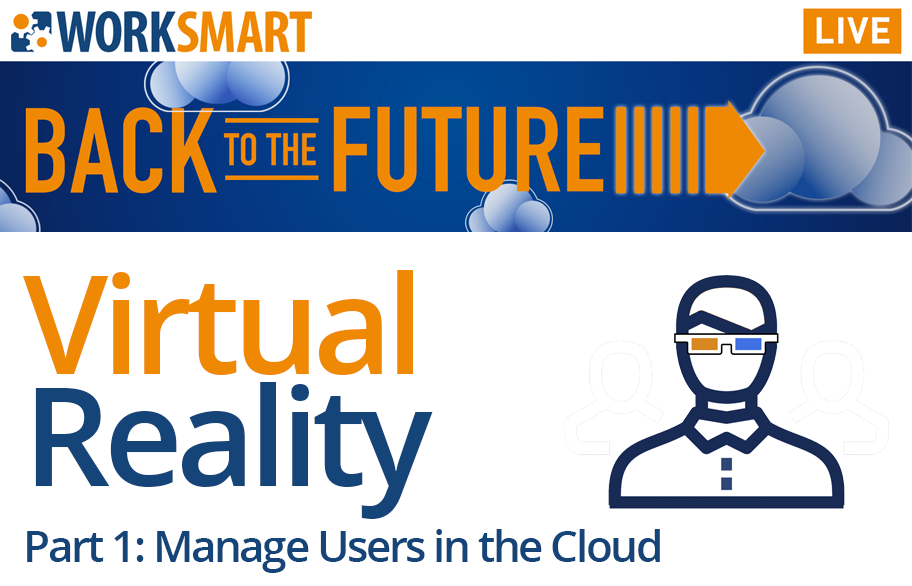 Virtual Reality: Managing Users in the Cloud
